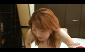 Japanese girl shitting