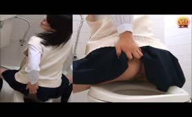 Compilation of Japanese students pooping