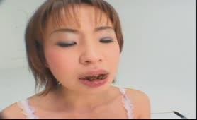 Japanese scat girls