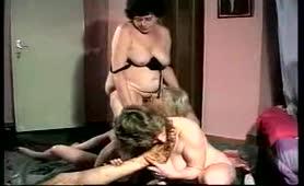German mature scat orgy